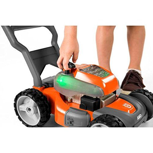 Husqvarna Toy Battery Operated Kids Lawnmower